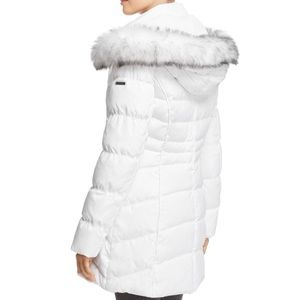 Laundry By Shelli Segal Jackets & Coats - Laundry by Shelli Segal white down puffer coat